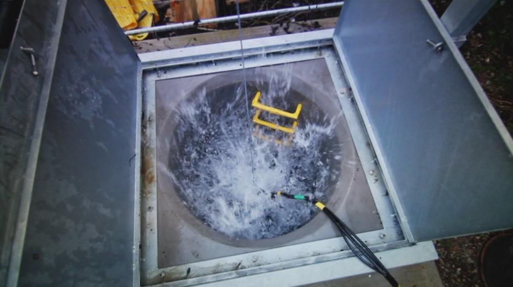 Borehole Test Facility At Rosemanowes Quarry Avalon