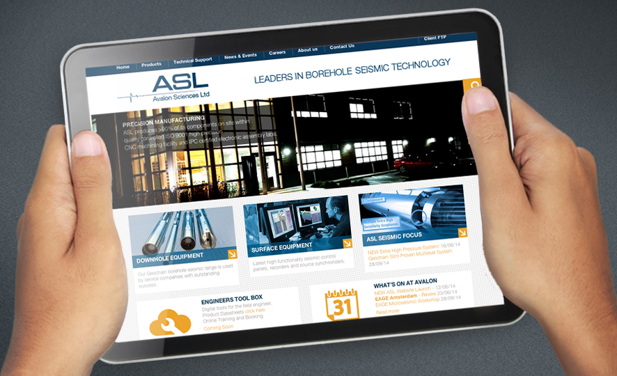 ASL New Web Tablet